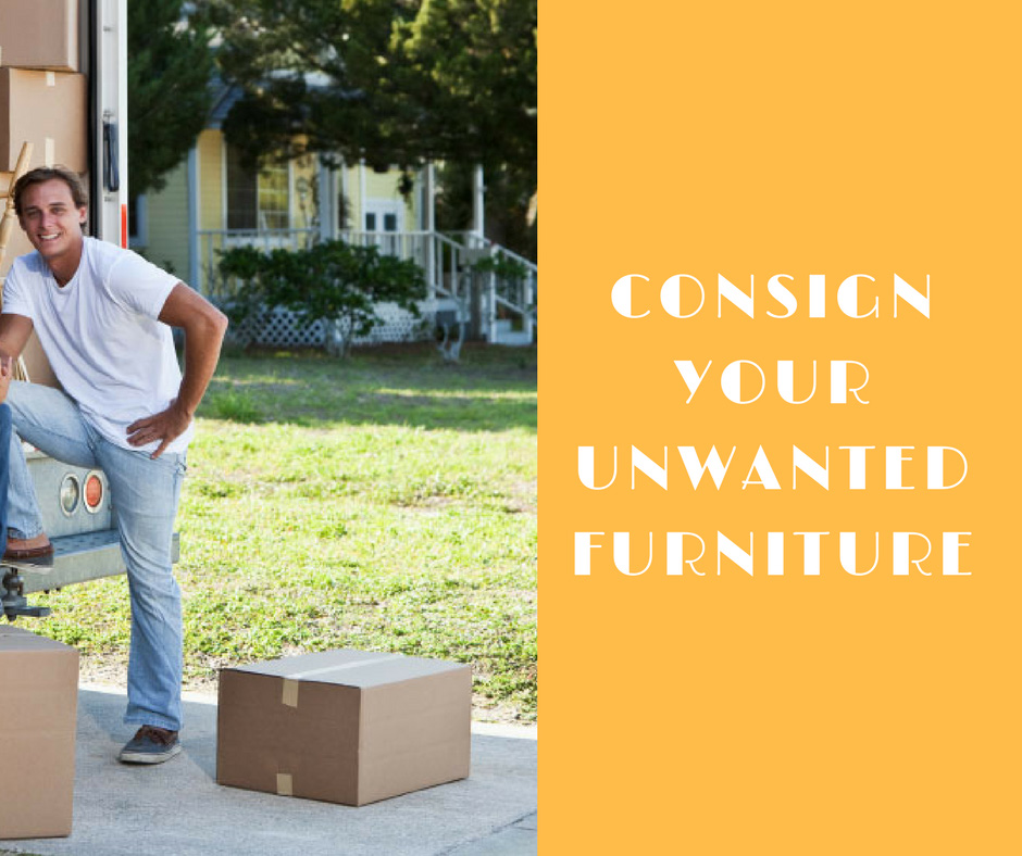 Consigning Furniture TNT Moving Systems Charlottes Best