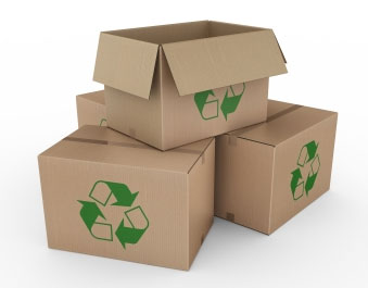 Green Boxes, Recycling, Recycled Boxes, Recycling Cardboard, Recycling Centers, T-N-T Moving Systems, Charlotte NC