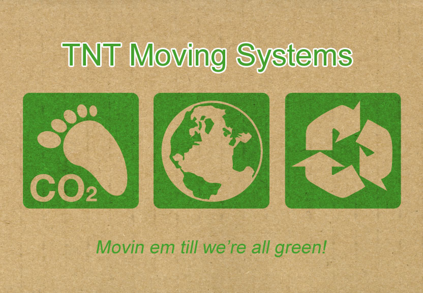 Recycling, Go Green, T-N-T Moving Systems, Charlotte NC, Cardboard Boxes, Recycling Center