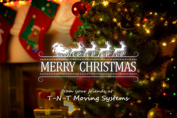 Christmas, T-N-T Moving Systems, December Moving, Movers, Moving Charlotte, Holiday Moves