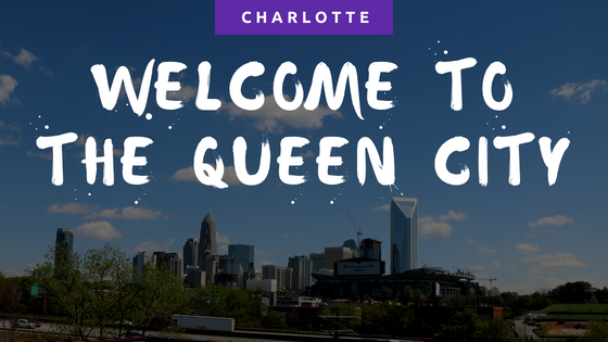 welcome to the queen city