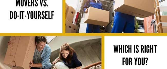 Full-Service Movers vs. Do-It-Yourself: Which is Right for You?
