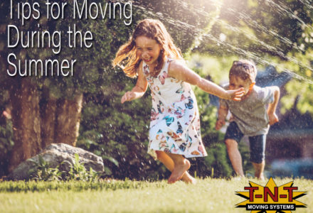 Tips for Moving During Summer