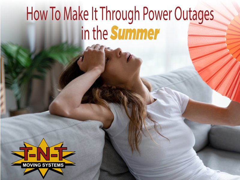 Power Outages in Summer