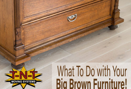 Selling Your Big Brown Furniture