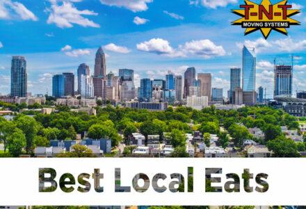 Best Local Eats Charlotte NC