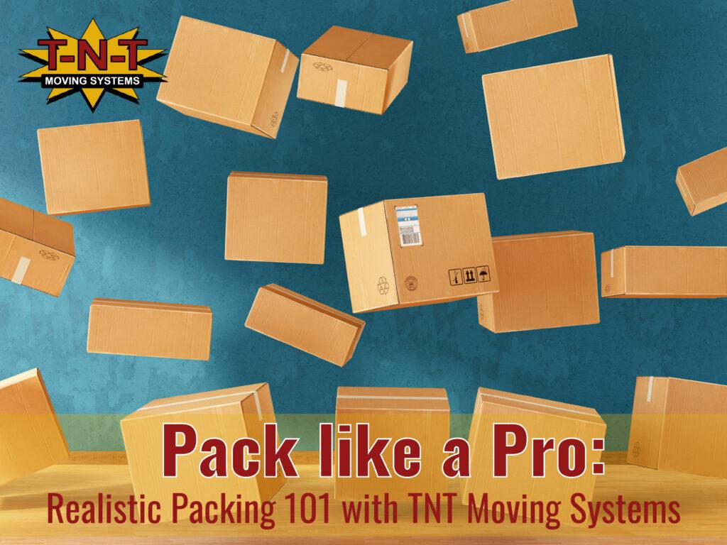 Packing Tips Charlotte